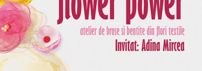 Afis_Flower_Power_Timisoara