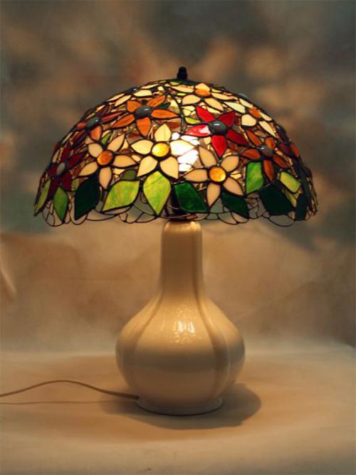Lampa flori