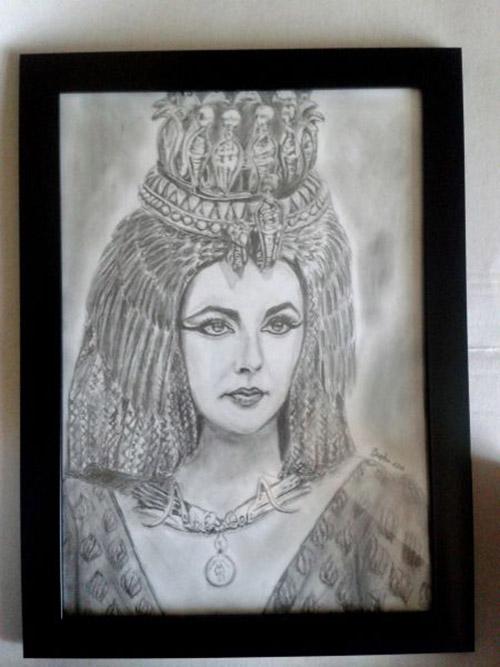 desen cleopatra
